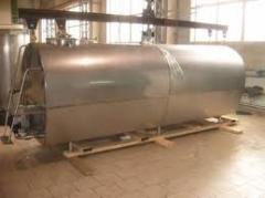 Резервуары металлические для химической