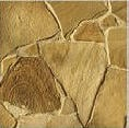 Stone flat natural (sandstone). thicknesses. 1,0 -