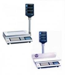 Scales trade electronic CAS AP6EX.