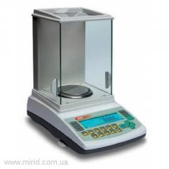 Scales are analytical. Electronic analytical