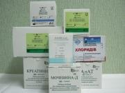 Sets of biochemical reagents (Lakhem, Filisit,