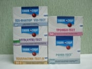 Sets of reagents for hematology (Standard