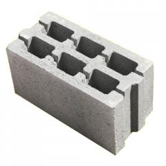 Blocks wall concrete