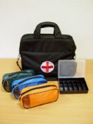 Bag special medical model 2 with a set of pockets