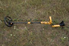 Металлодетектор Ground EFX MX100E