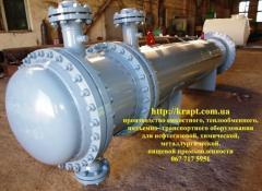 Heat exchangers are welded