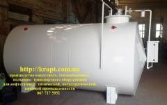 Мини АЗС,  резервуар для горючего 10 куб.м