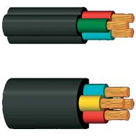Power cables flexible VVGG, Vvggng, Vvggng-LS