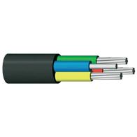 Low-voltage power cables AVVGZ, AVVGZNG,