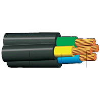 Power cable low-voltage VVG