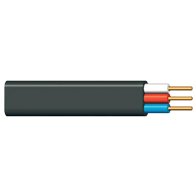 Power cable low-voltage flat VVG-P
