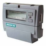 Mercury electronic meter of 201.2 Dynes rails