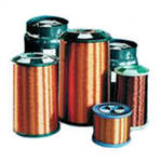 Wire copper obmotochny (emalprovod)