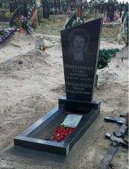 Памятник гранитный Парус