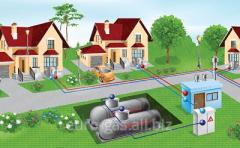 Автономная газификация Котеджей