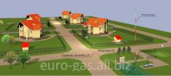 Автономная газификация Коттеджных городков