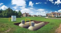 Автономная газификация САГ для агропромышленного комплекса