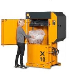 Bramidan H-10 pressfor waste paper
