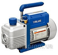 The vacuum pump one step of VH 115N facilitated