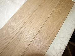 Floor board massive oak 1 grade