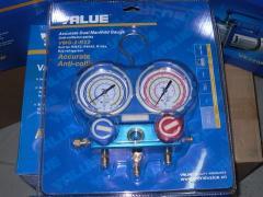 Collector dvukhventelny VALUE VMG-2 R410A-05