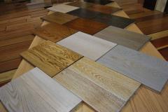 Floor board oak 2nd grade