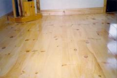 Floor board pine 1-3 grade Ukraine