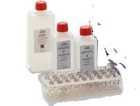 Glass test tubes for samples
