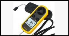 Цифровой анемометр GM-816 (TAM816 Mini) (0,7 - 30