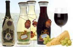 молдавский коньяк и молдавское вино на розлив