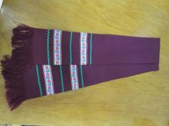 Belt belt, part of clothes of a men's