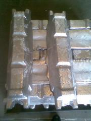 Aluminum of Chushka Spit of GOST 1583-93