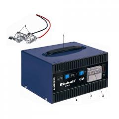 Зарядні пристрої для автомобільних акумуляторів