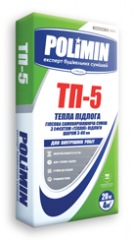 Self-levelling floor mix TP-5