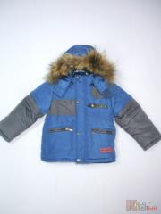 Jacket winter for the boy the I2610 Z Code
