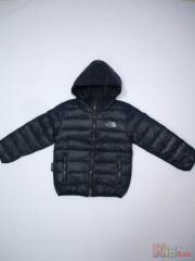Down jacket dark blue for the boy the I2697 Code z