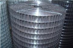 Welded grid reinforcing,