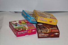 Коробки картонные для шоколада от производителя Украина