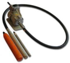 Глубинный вибратор ИВ-1.16 (42В, 1.4 кВт, д51, вал 3м)