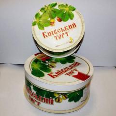 Картонные коробки под торт Украина