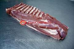 Pork belly single-ribbed