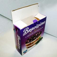 Коробка под печенье от производителя...