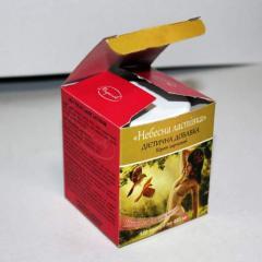 Packing for tea from the producer Khmelnytskyi