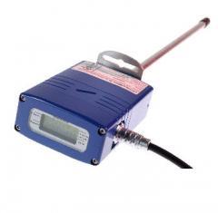 Mass flowmeter of VP-FM probe