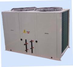 Half-industrial air conditioners