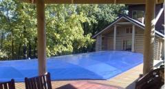 Nakrytiye for the pool