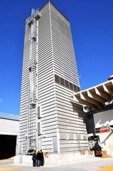 Zernosushilka energy saving Strahl (Italy)