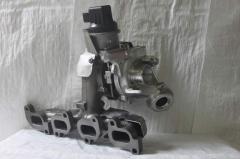 Турбина Skoda Octavia II 1.6 TDI/ Volkswagen