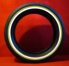 The stylized tires Wall & Band of any