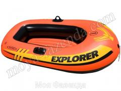 Children's boats for swimming (102х157 cm)